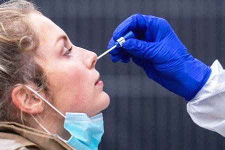 Pandemia coronavirus test