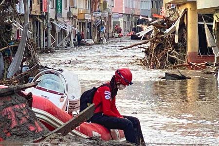 Turquia desastre inundaciones mar negro