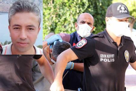 Turquia detenido asesino masacre konya