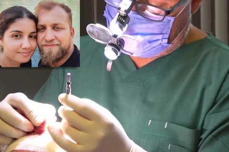 Turquia paciente muerto trasplante pelo