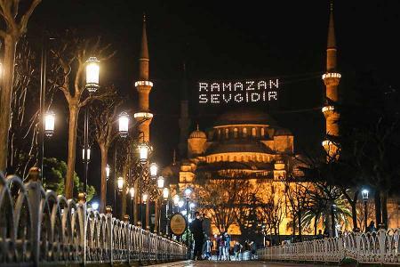 Turquia ramadan coronavirus