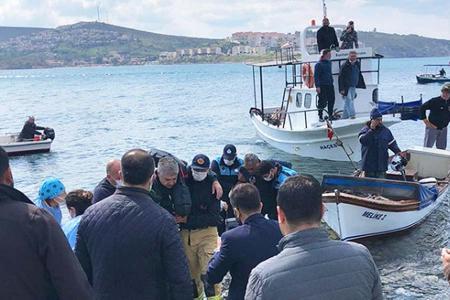 Turquia rescate pilotos foca izmir