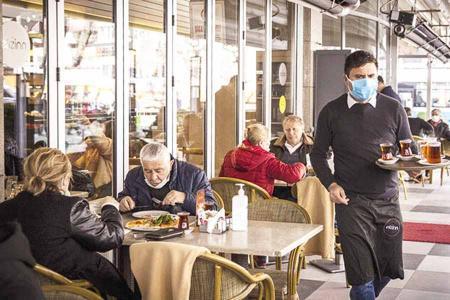Turquia restaurantes pandemia