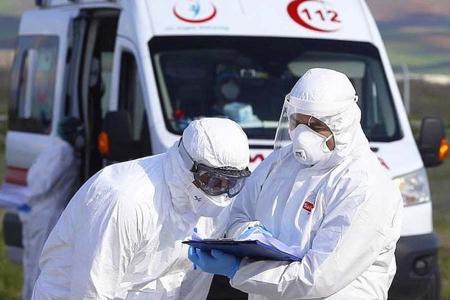 Turquia sanitarios pandemia coronavirus