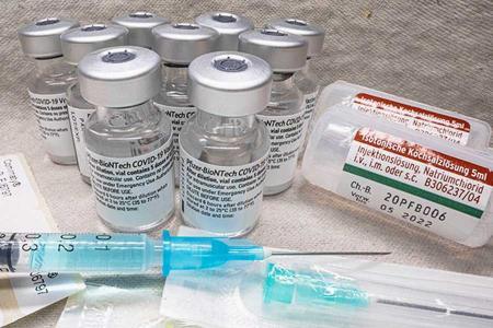 Vacuna coronavirus pfizer biontech