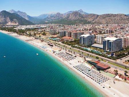 Antalya turismo playas