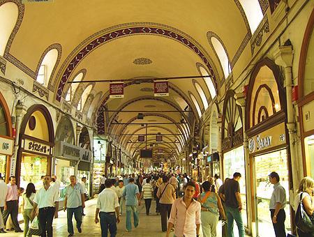 Estambul gran bazar cc