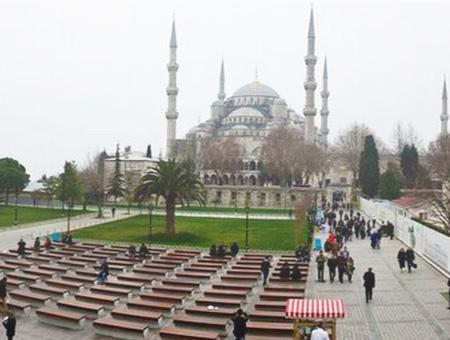 Estambul sultanahmet