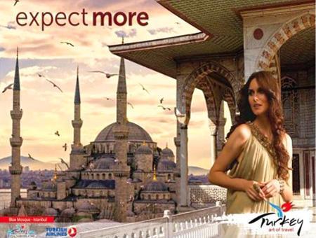 Turismo turquia promocion 2012