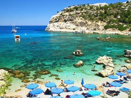 Antalya playa turismo