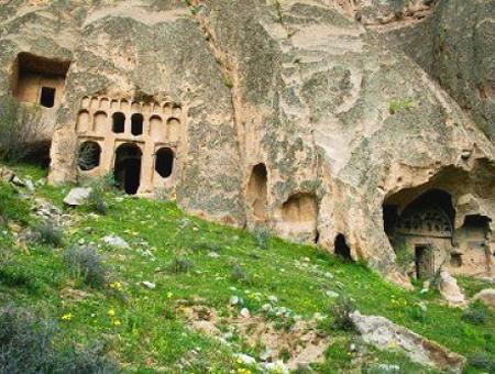 Capadocia valle ihlara