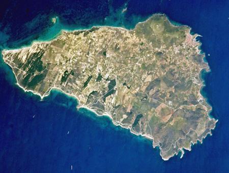 Bozcaada isla egeo