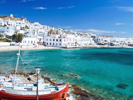 Grecia islas griegas mikonos