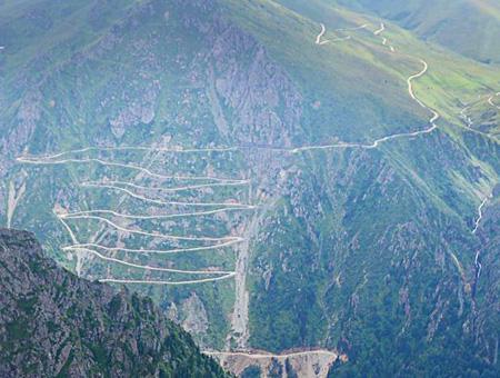 Trabzon carretera derebasi