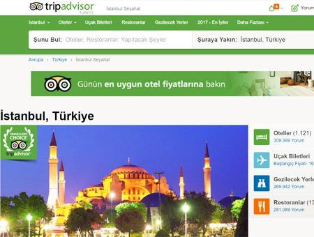 Tripadvisor web turquia