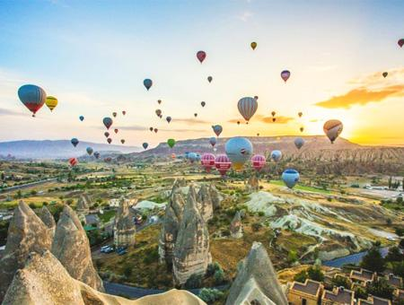 Capadocia globos turismo