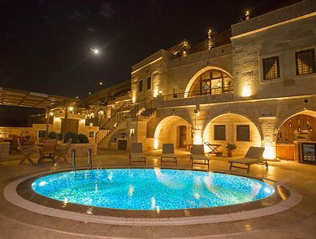 Capadocia hotel premium caves