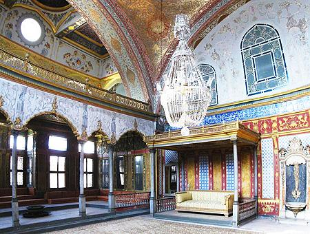 Estambul palacio topkapi haren