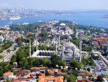 Estambul sultanahmet monumentos