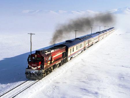 Expreso oriente tren ankara kars