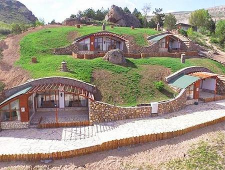 Se dispara la demanda de ''casas hobbit'' en Turquía