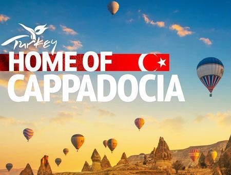 Turquia capadocia promocion turistica