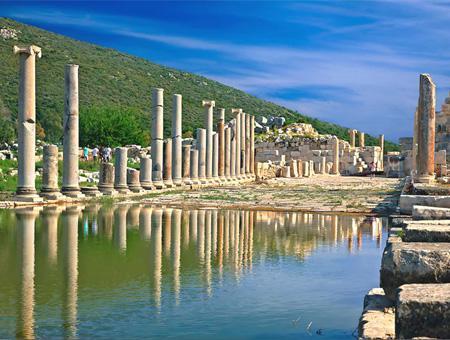 Antalya ruinas ciudad patara