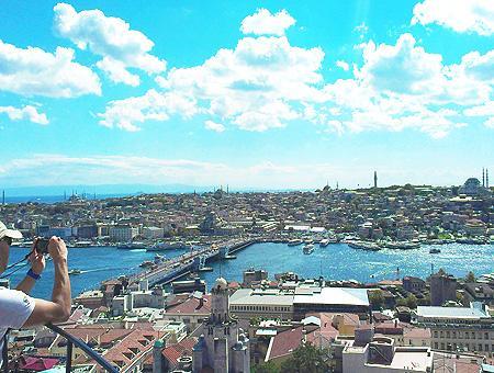 Estambul turismo turistas istanbul