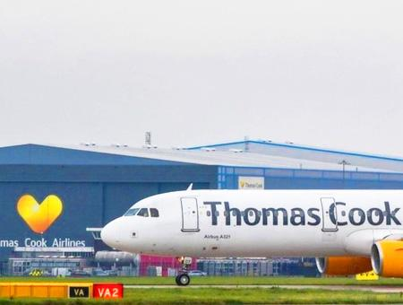 Reino unido turoperador thomas cook