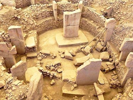 Sanliurfa gobeklitepe yacimiento arqueologico