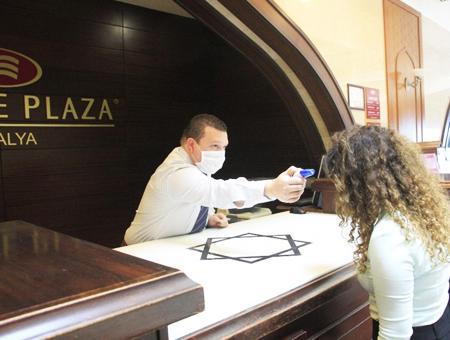 Antalya hotel coronavirus