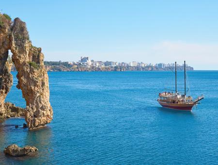 Antalya turismo turistas