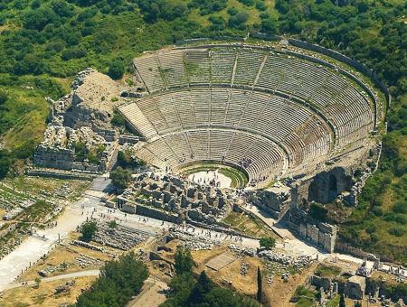 Efeso ruinas teatro romano