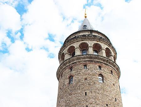 Estambul torre galata