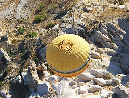 Turismo capadocia globo