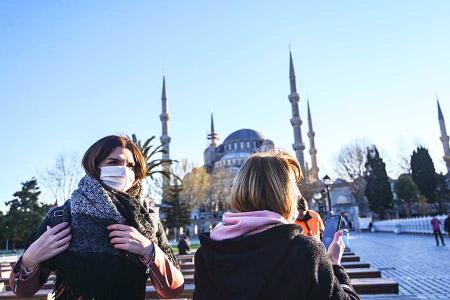 Estambul turismo pandemia coronavirus