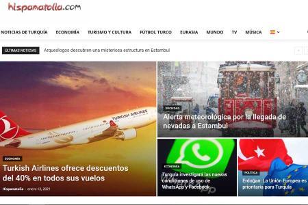 Hispanatolia nueva web