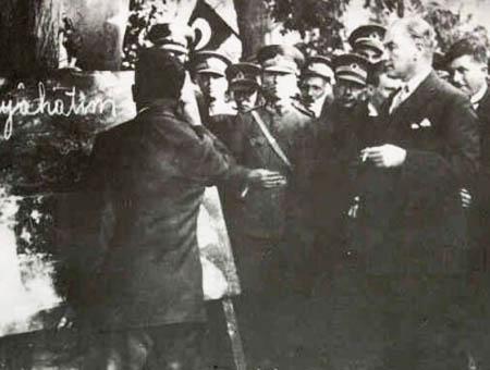 Ataturk alfabeto