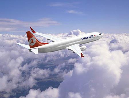 Avion turkish airlines