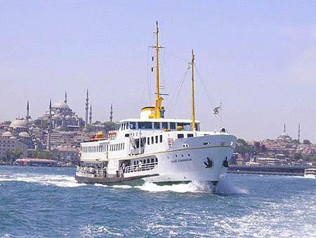 Ferry estambul