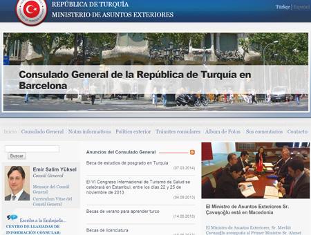 Consulado turquia barcelona