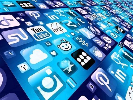 Internet apps redes sociales