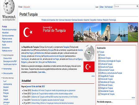 Portal turquia wikipedia