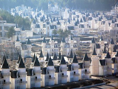 Bolu urbanizacion casas francesas