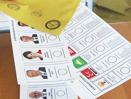 Elecciones presidencia turquia