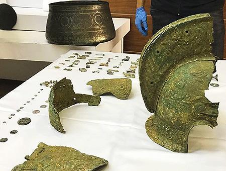 Estambul artefactos historicos robados