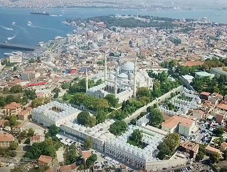 Estambul monumentos mezquitas historia