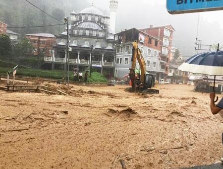 Rize inundaciones mar negro