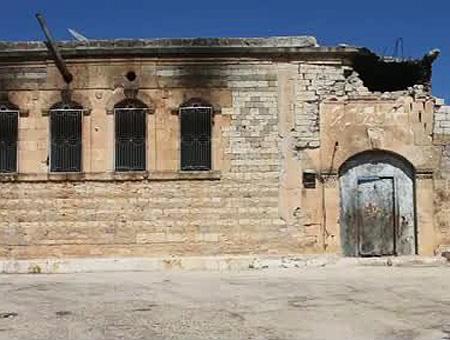 Siria afrin cuartel ataturk