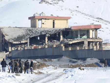 Afganistan ataque talibanes